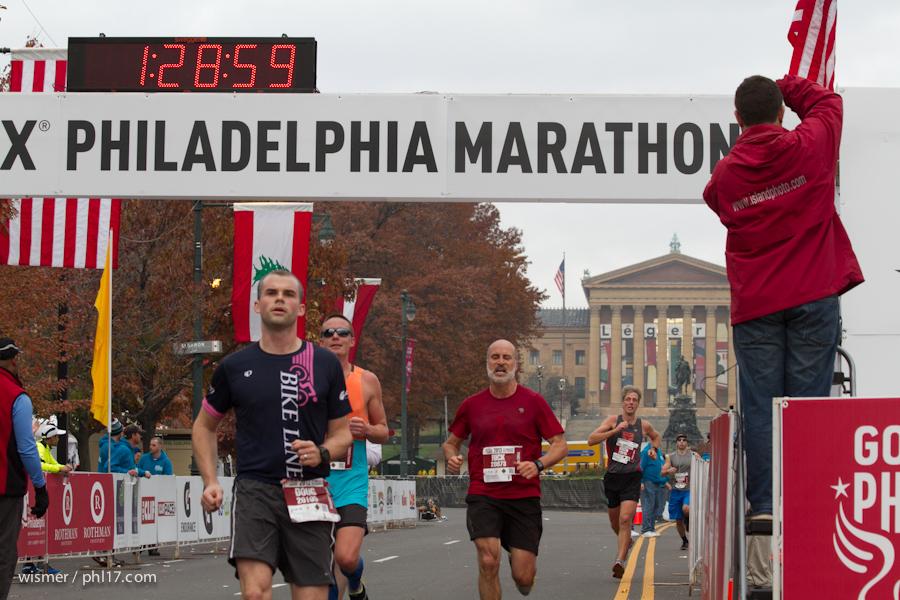 Philadelphia Marathon 2013-0051