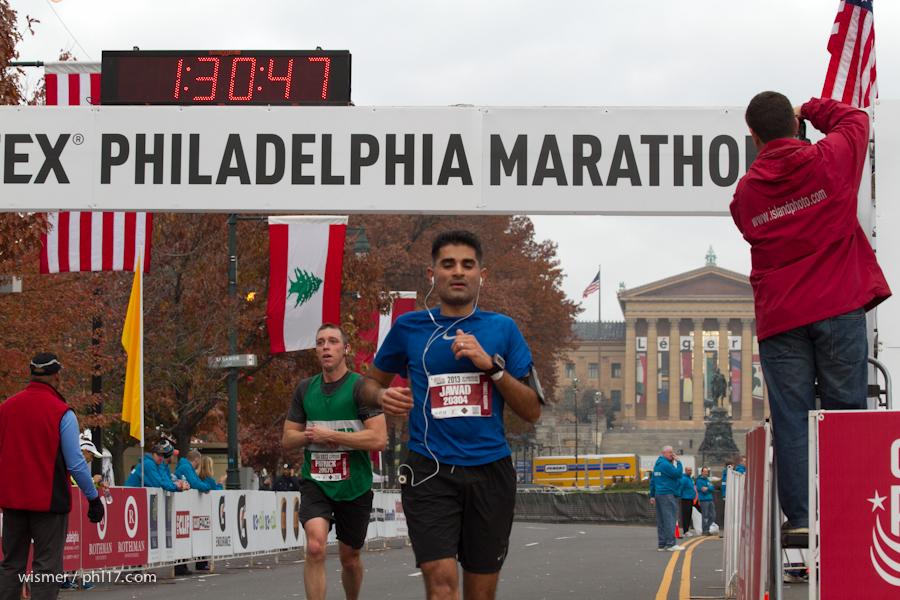 Philadelphia Marathon 2013-0065