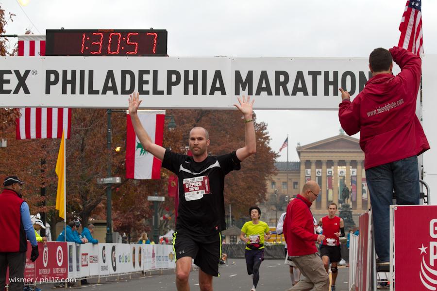 Philadelphia Marathon 2013-0069