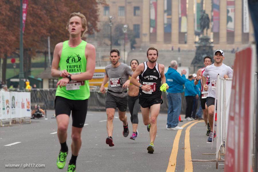 Philadelphia Marathon 2013-0098