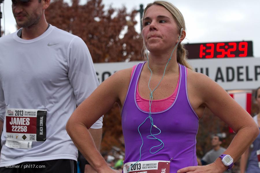 Philadelphia Marathon 2013-0103
