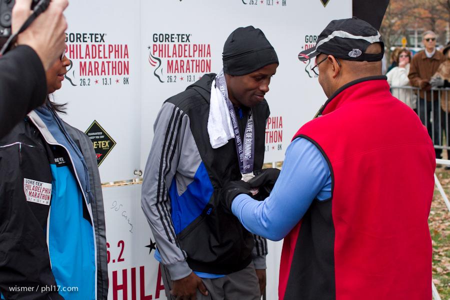 Philadelphia Marathon 2013-0129