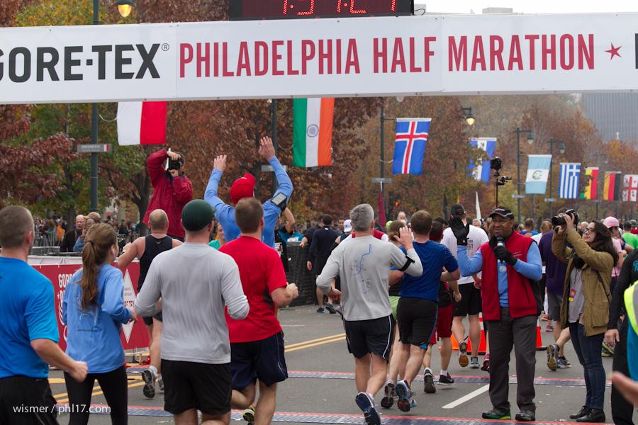 Philadelphia Marathon 2013-0213