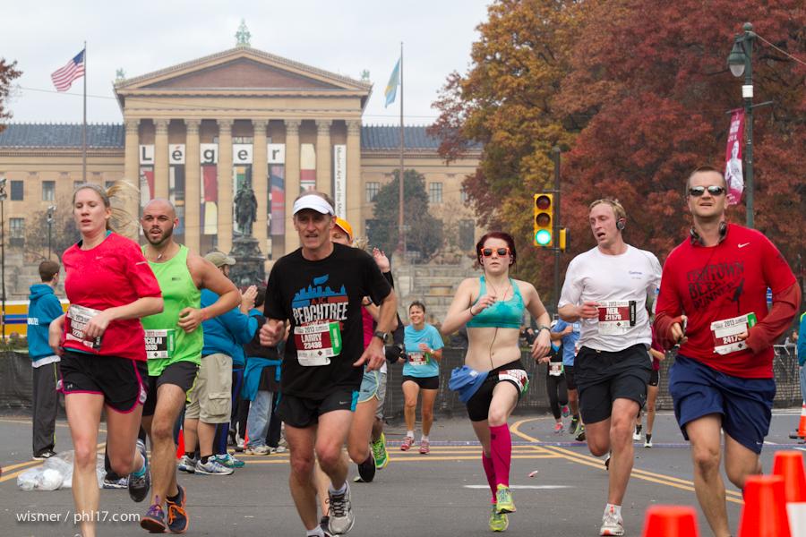 Philadelphia Marathon 2013-0263