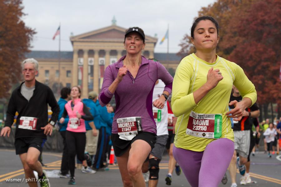 Philadelphia Marathon 2013-0279