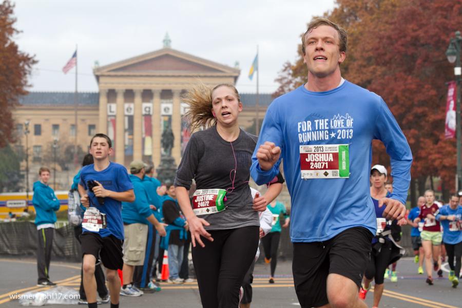 Philadelphia Marathon 2013-0285