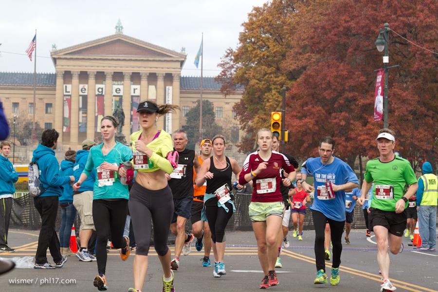 Philadelphia Marathon 2013-0287