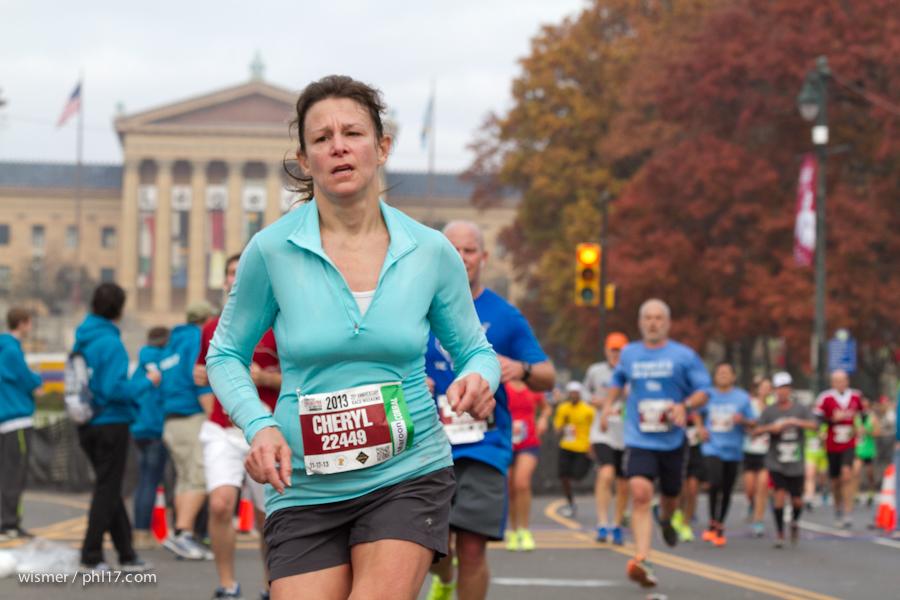 Philadelphia Marathon 2013-0293