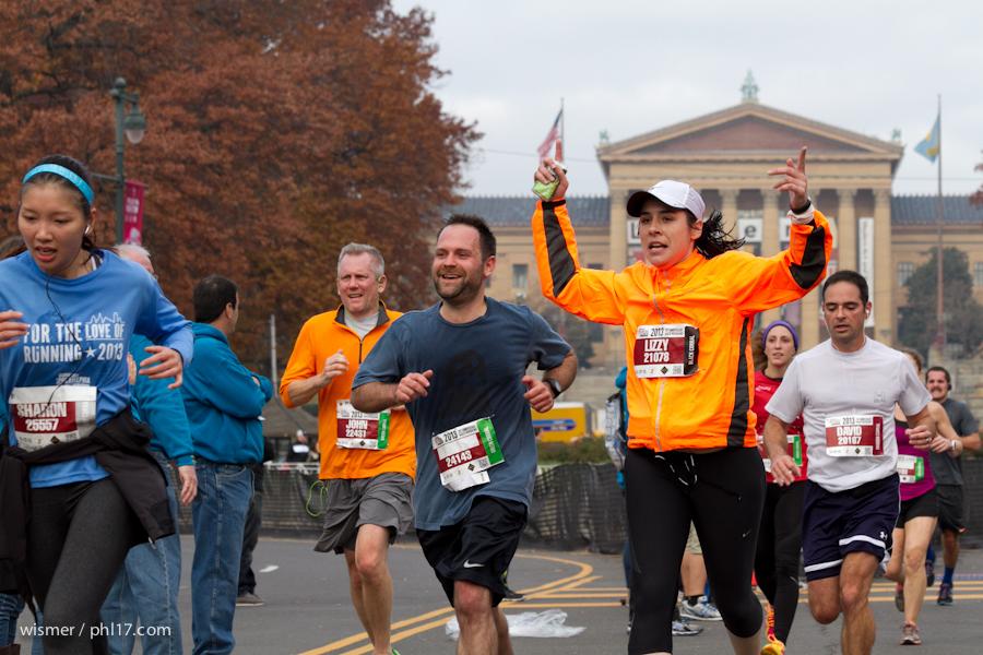 Philadelphia Marathon 2013-0308
