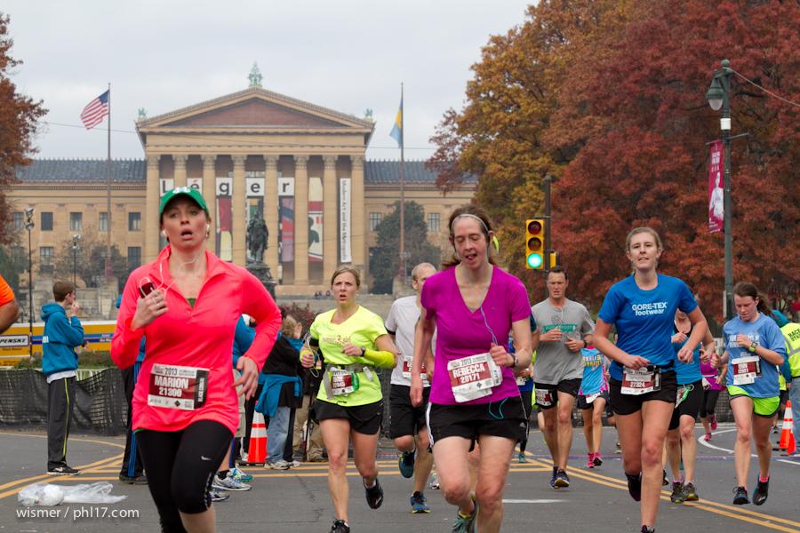 Philadelphia Marathon 2013-0314
