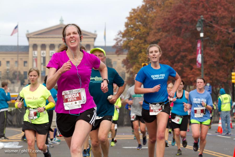 Philadelphia Marathon 2013-0316
