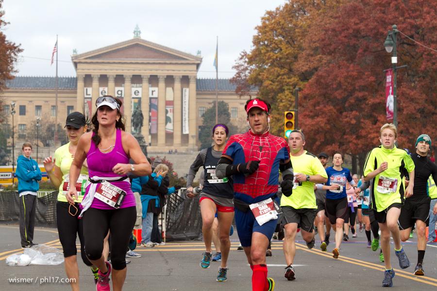Philadelphia Marathon 2013-0326