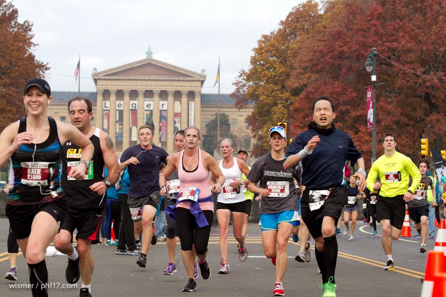 Philadelphia Marathon 2013-0332