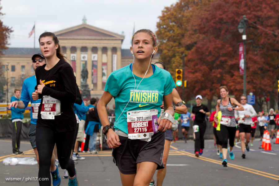 Philadelphia Marathon 2013-0341