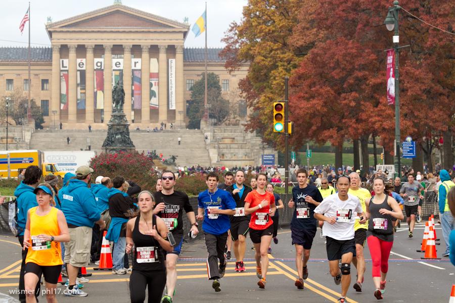 Philadelphia Marathon 2013-0346