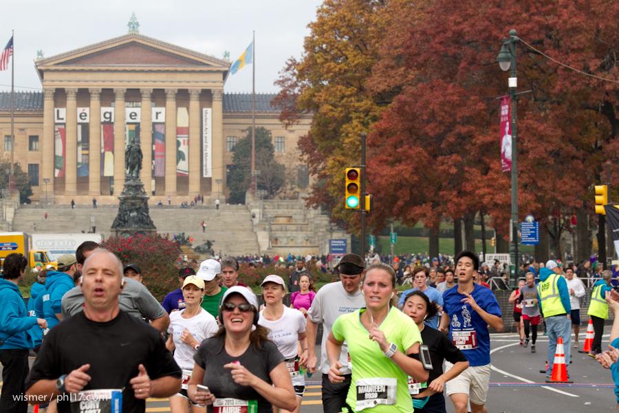 Philadelphia Marathon 2013-0350