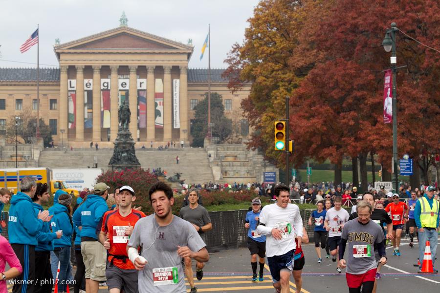 Philadelphia Marathon 2013-0357