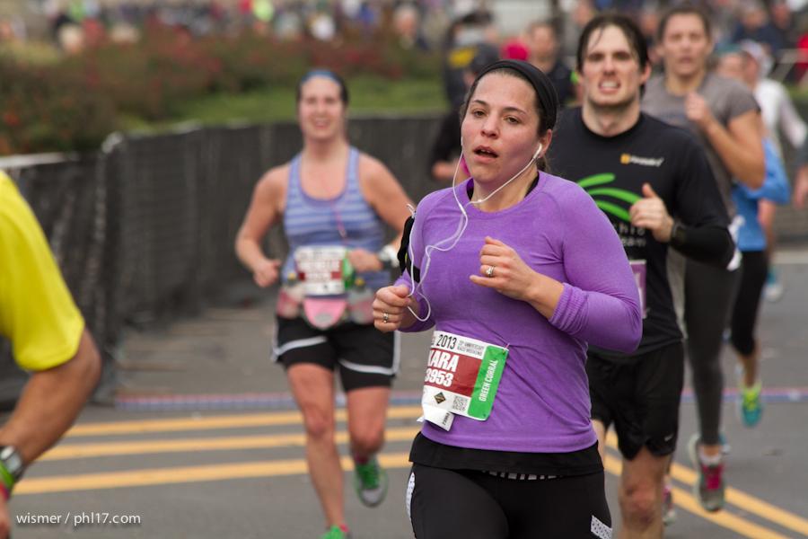 Philadelphia Marathon 2013-0361