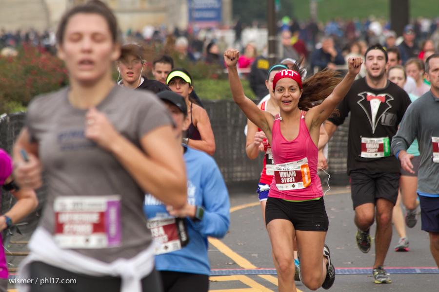 Philadelphia Marathon 2013-0363
