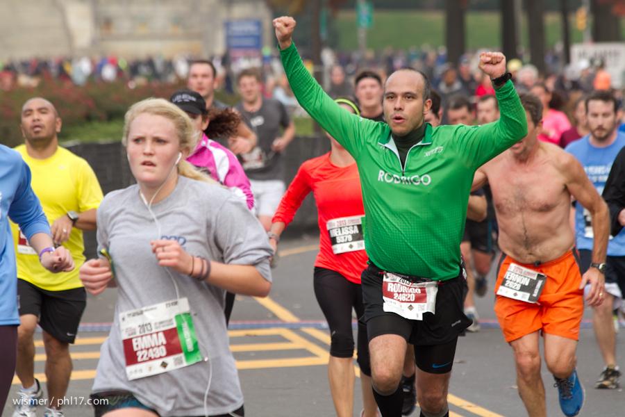 Philadelphia Marathon 2013-0370