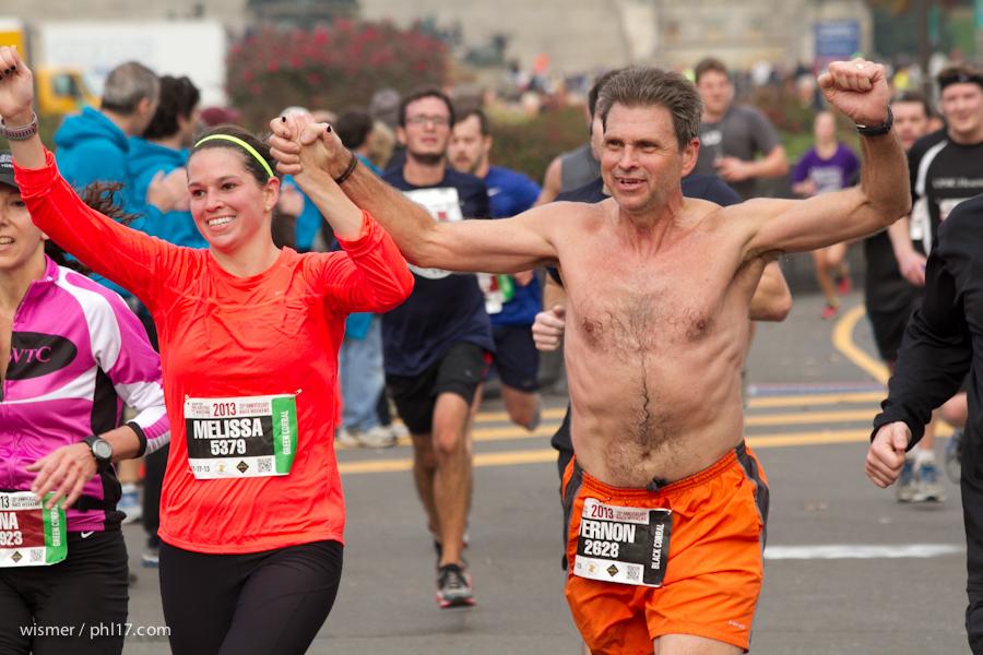 Philadelphia Marathon 2013-0373