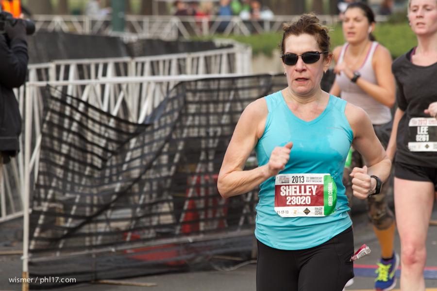Philadelphia Marathon 2013-0391