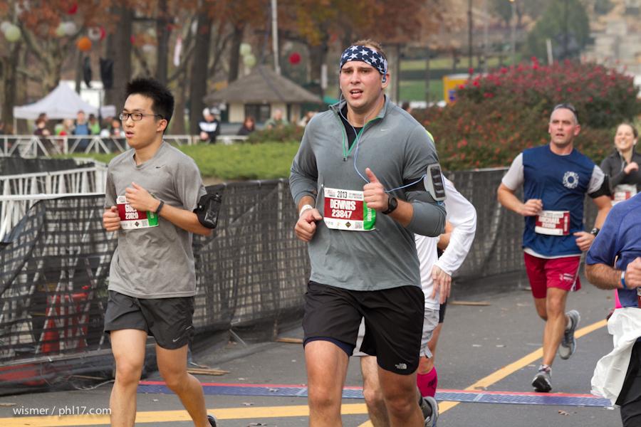 Philadelphia Marathon 2013-0392