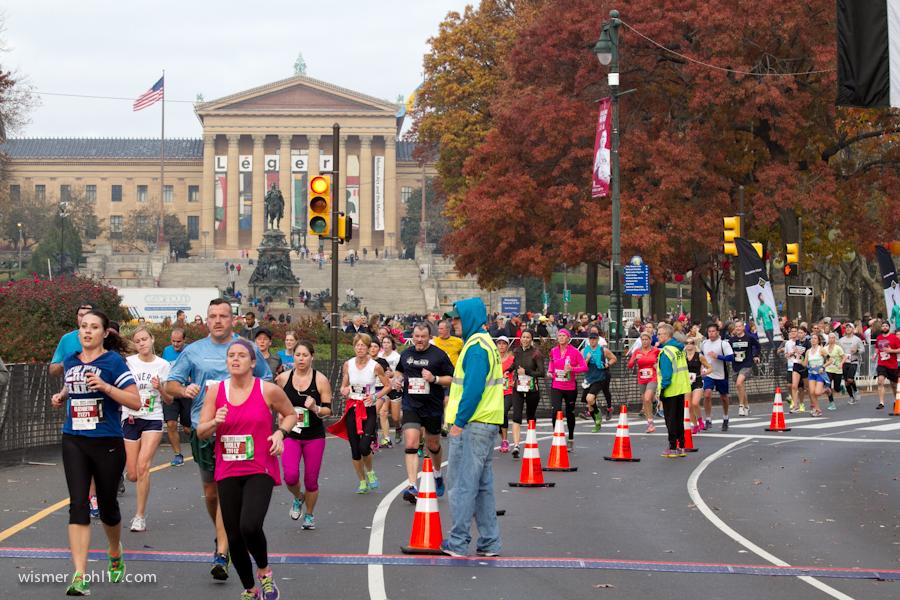 Philadelphia Marathon 2013-0410