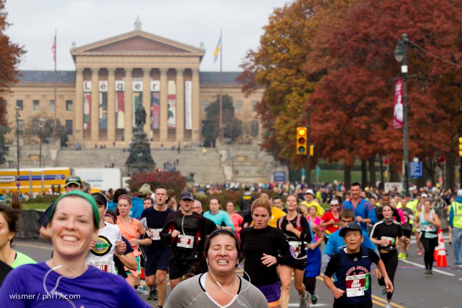 Philadelphia Marathon 2013-0424