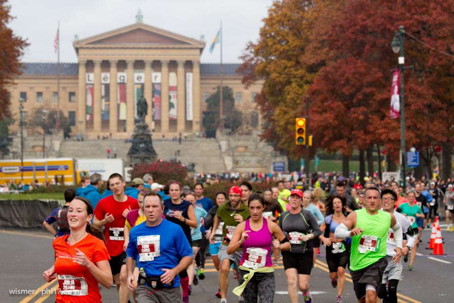 Philadelphia Marathon 2013-0435