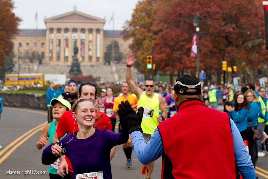 Philadelphia Marathon 2013-0469