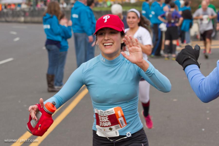 Philadelphia Marathon 2013-0491