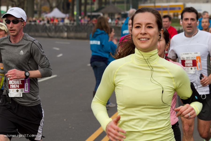 Philadelphia Marathon 2013-0505