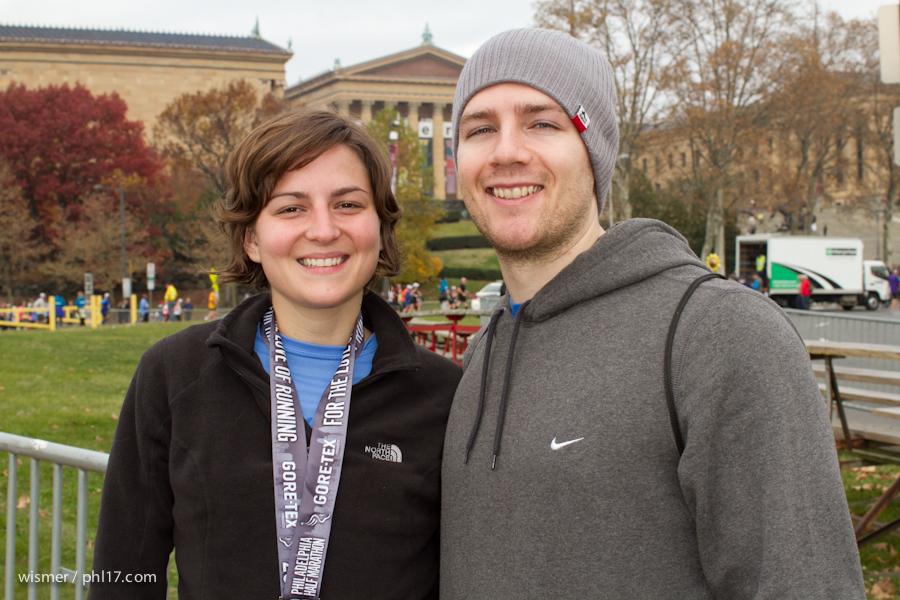 Philadelphia Marathon 2013-0621