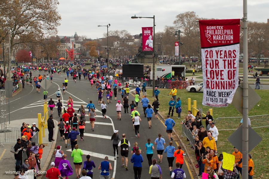 Philadelphia Marathon 2013-0626