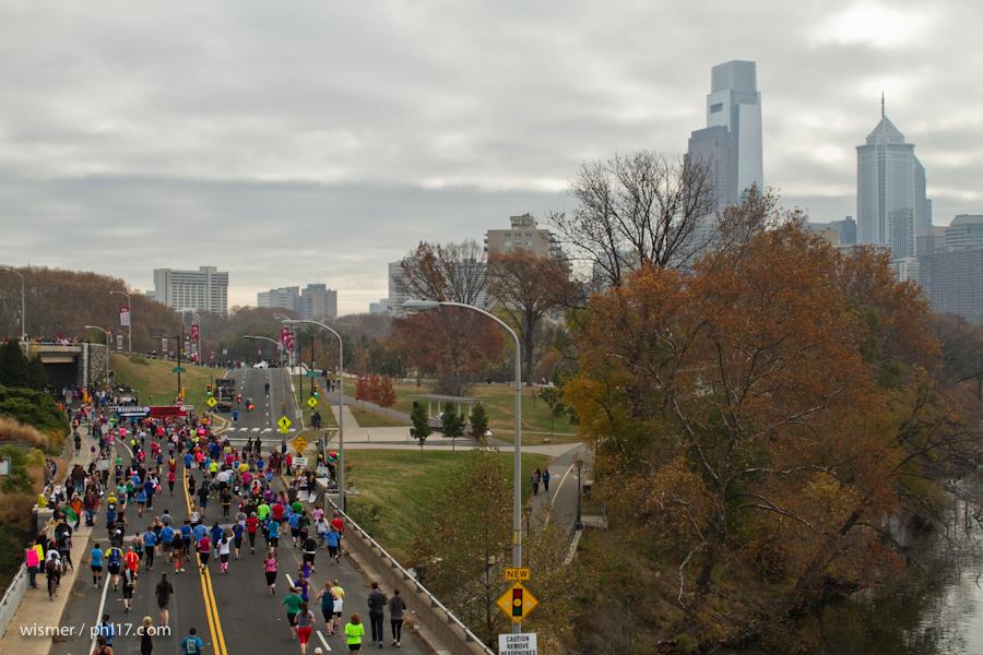 Philadelphia Marathon 2013-0636