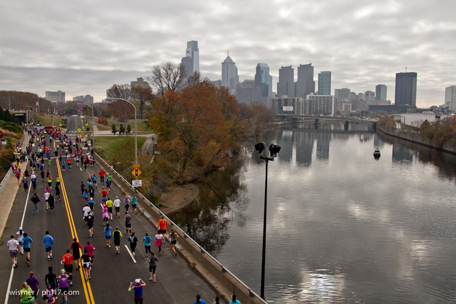Philadelphia Marathon 2013-0643