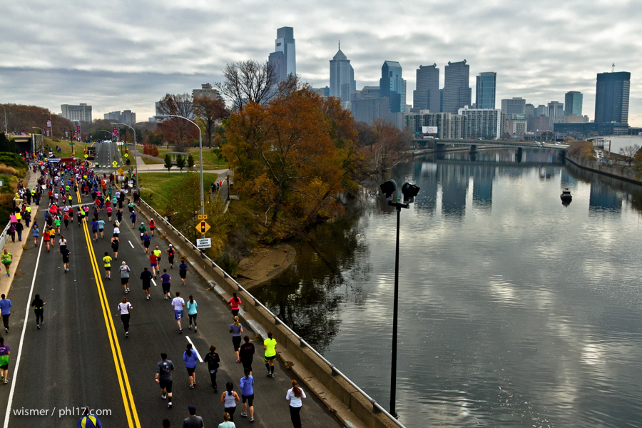 Philadelphia Marathon 2013-0648