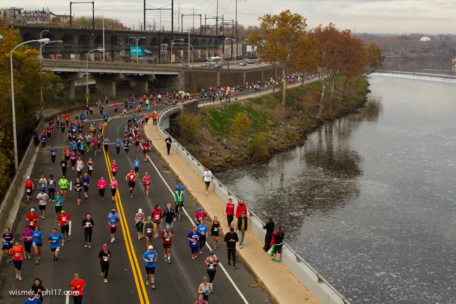 Philadelphia Marathon 2013-0658