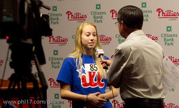 Phillies Ballgirl Tryouts 2011-07114428