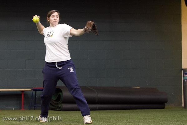Phillies Ballgirl Tryouts 2011-07114711