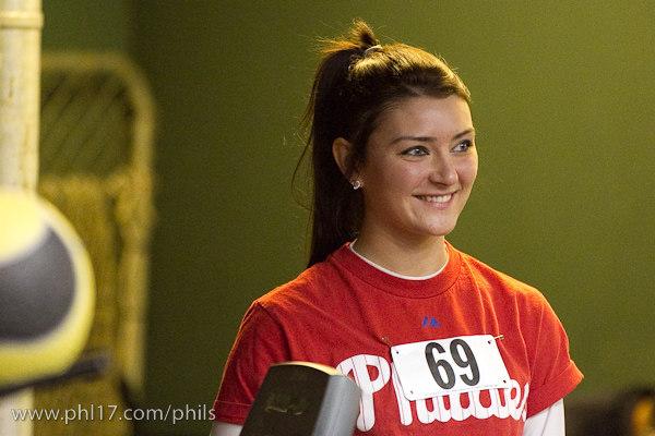 Phillies Ballgirl Tryouts 2011-07114716
