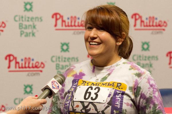 Phillies Ballgirl Tryouts 2011-07114730