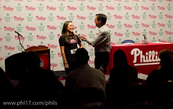 Phillies Ballgirl Tryouts 2011-07120040