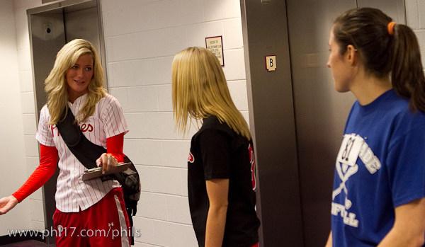 Phillies Ballgirl Tryouts 2011-07120101