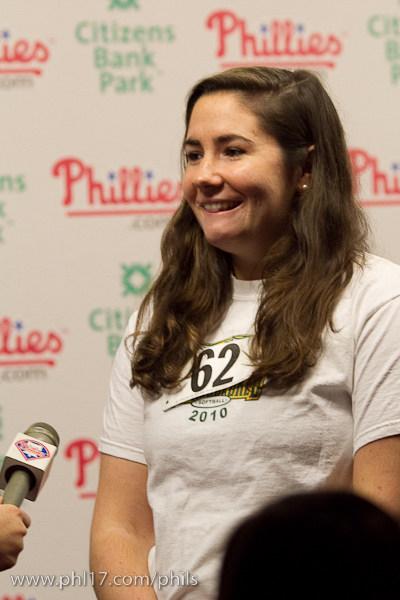 Phillies Ballgirl Tryouts 2011-08070216