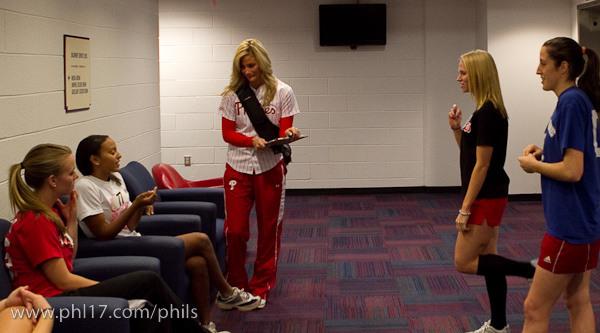 Phillies Ballgirl Tryouts 2011-08070224