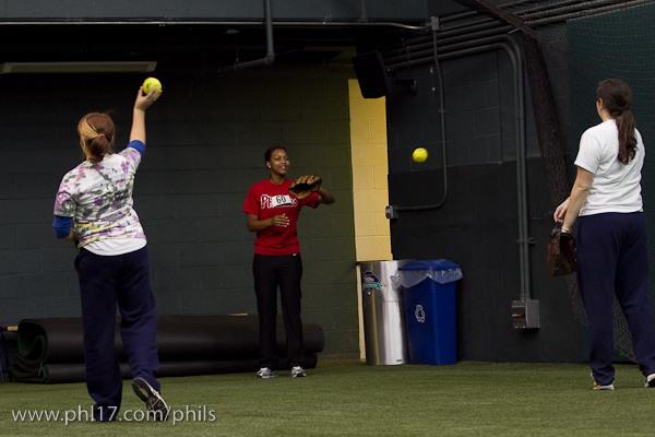 Phillies Ballgirl Tryouts 2011-08070618