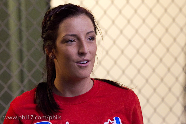 Phillies Ballgirl Tryouts 2011-08070627