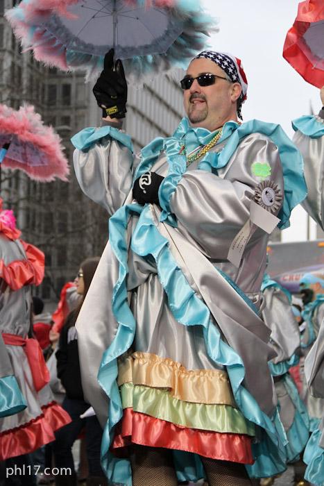 Riverfront Mummers Parade 2013-0357